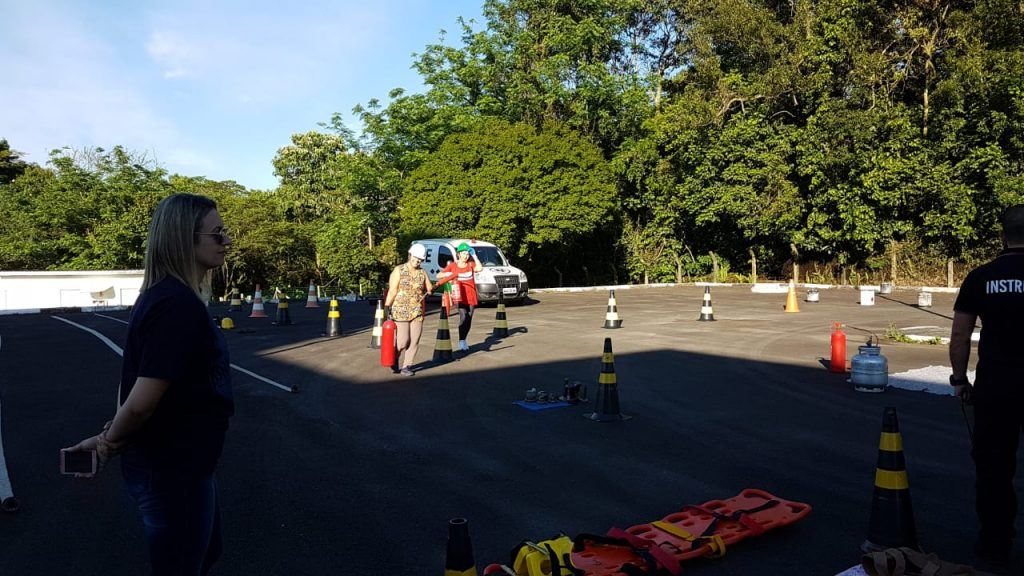 HMISC estabelece brigada de incêndios